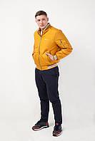 Куртка мужская бомбер весна-осень