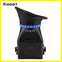 Проффесиональный оптический видоискатель Viewfinder ST-1 от SHOOT для фотоаппаратов