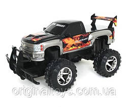 Машинка на радиоуправлении New Bright Silverado Sport Truck 1:15