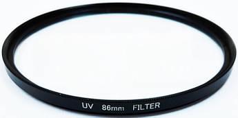 Ультрафиолетовый защитный UV cветофильтр CITIWIDE 86 мм