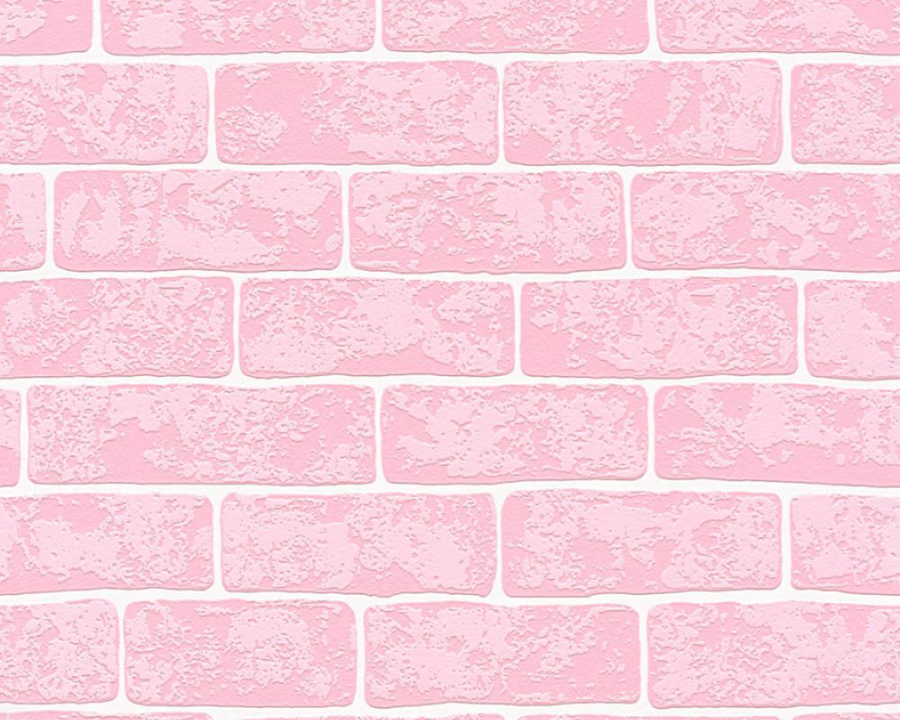 фото обои розовые