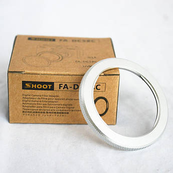 Адаптер для объектива фотоаппарата Canon Powershot G1 X на 58 мм - FA-DC58C