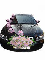 Набор Цветы + Лилии на присосках
