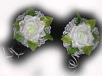 Розы на присосках
