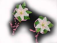 Лилии на присосках