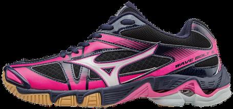 Женские кроссовки волейбольные Mizuno Wave Bolt 6 (W) v1gc1760-72, фото 2