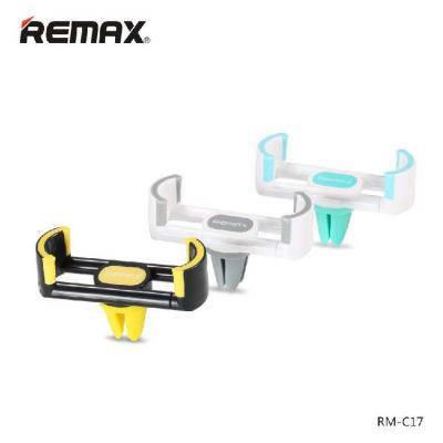 Автомобильный держатель на дефлектор Remax RM-C17