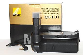 Батарейний блок (бустер) MB-D31 для NIKON D3100, D3200, D3300