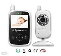 Видеоняня BabySense Video Electronic Baby Monitor 2,4'