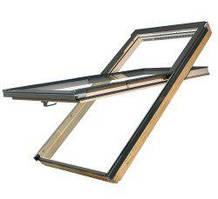 Мансардне вікно з підвищеною віссю обертання ФАКРО FYP-V proSky U3