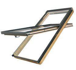 Мансардне вікно з підвищеною віссю обертання ФАКРО FYP-V proSky U3, фото 2