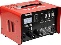 Зарядное устройство 12/24V, 16А, 120-240Ah, YATO YT-8304
