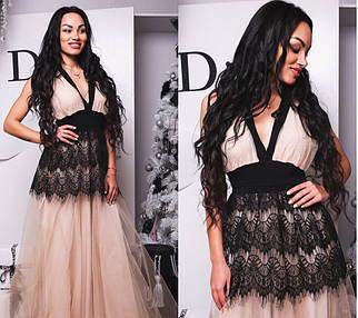 91507c0a2e9 Длинные вечерние платья оптом и в розницу в интернет-магазине ...