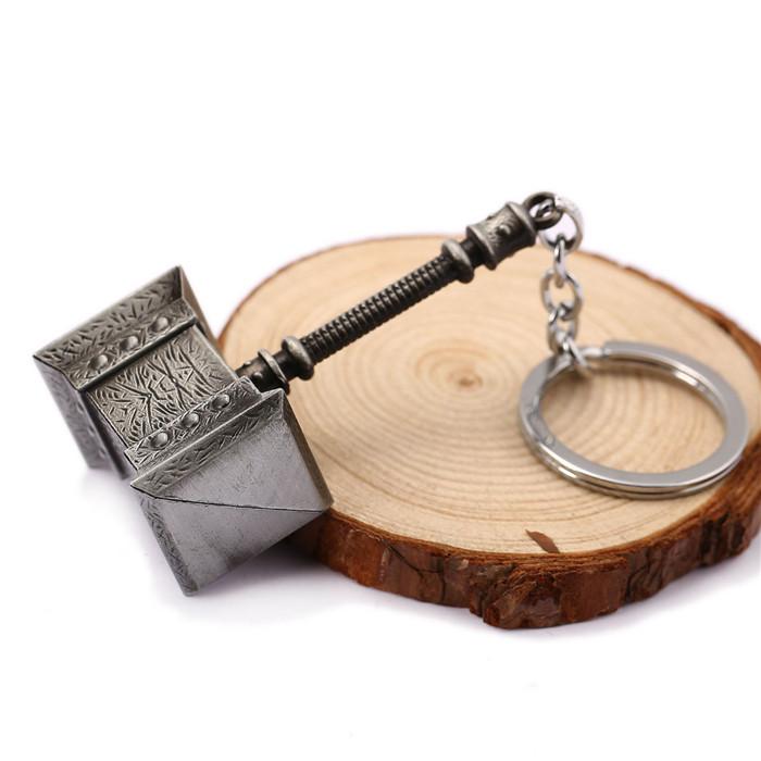 Брелок «Молот Тора» для ключей или телефона!