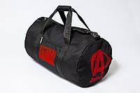 Спортивная сумка - тубус ANIMAL Red