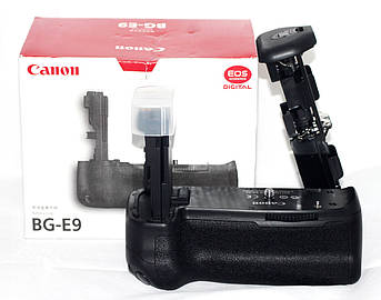 Батарейный блок BG-E9 для CANON 60D