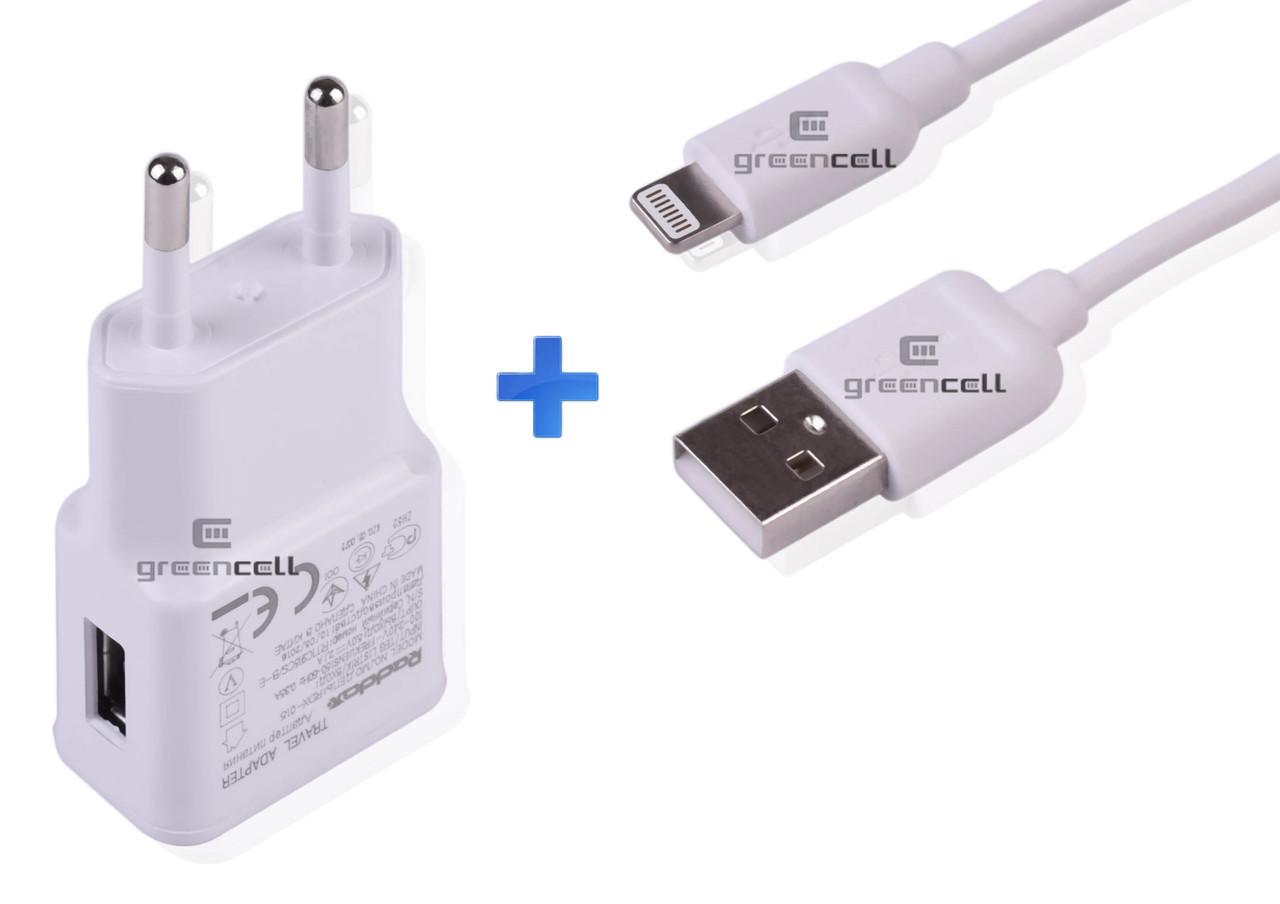 Зарядное устройство Reddax RDX 015 2.1A для iPhone