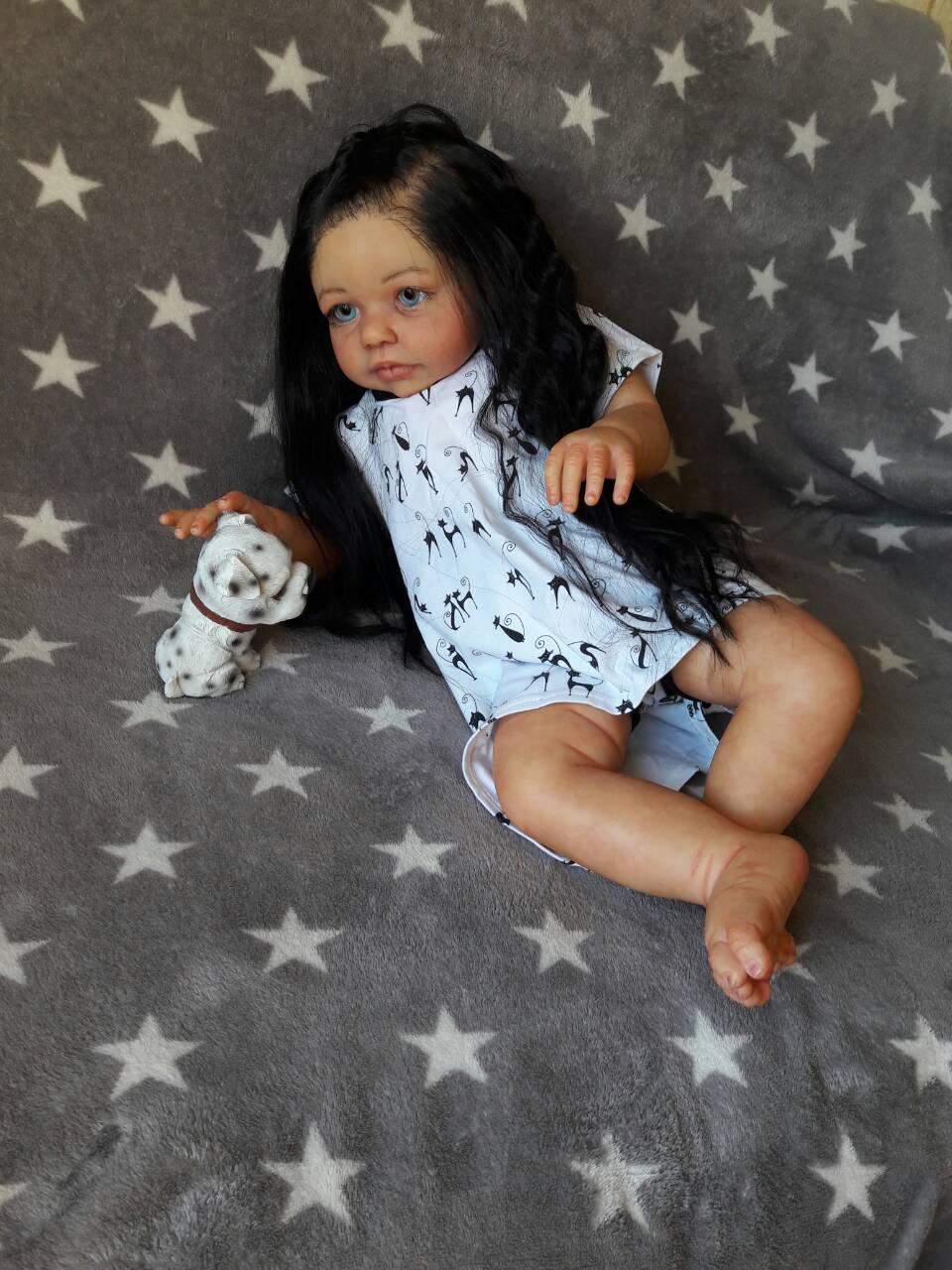 Кукла реборн.Reborn doll.Кукла ручная работа.Арт.1485, фото 1