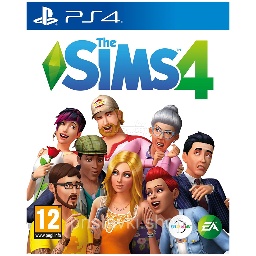 The Sims 4 PS4 \ PS5