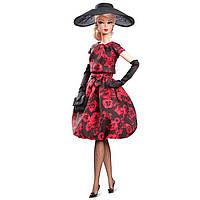 Коллекционная кукла Барби Силкстоун  /Barbie Elegant Rose Cocktail Dress Doll
