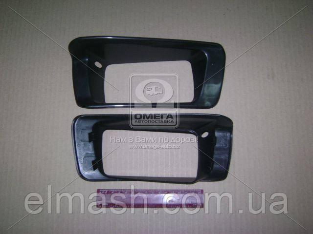 Рамка фары левой противотуманной ВАЗ 2113 (пр-во Россия)