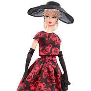 Колекційна лялька Барбі Силкстоун / Barbie Elegant Rose Cocktail Doll Dress, фото 2