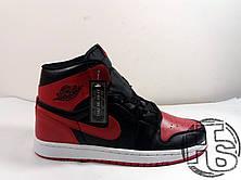 Мужские кроссовки Air Jordan 1 Retro High OG BG Bred Black/Red/White 575441-023, фото 2