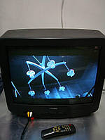 """ЭЛТ телевизор Samsung CS-2173R 21"""" с пультом, фото 1"""
