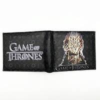 Кошелек по сериалу «Игра Престолов» с Железным троном!