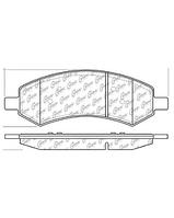 Колодки тормозные передние Dodge Durango CENTRIC PARTS 10210840