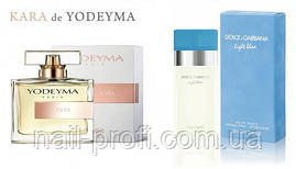Парфюмированная вода KARA YODEYMA 15ml (идентична LIGHT BLUE Dolce & Gabbana)