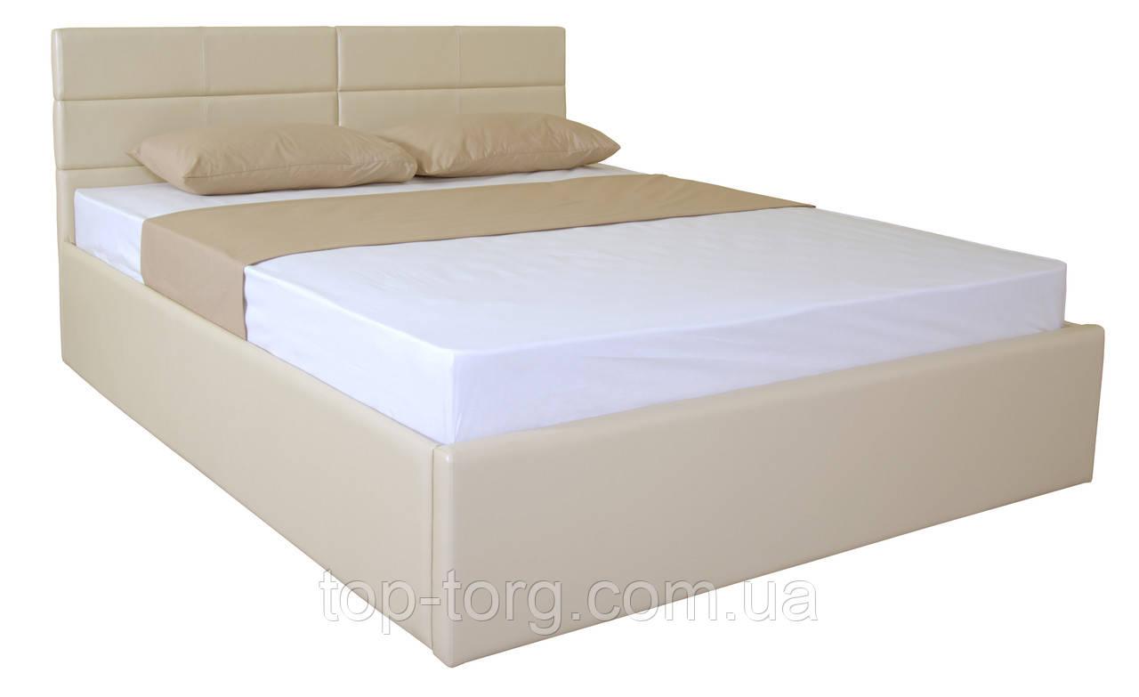 Кровать LAGUNA lift 1600x2000 beige