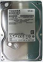 HDD 500GB 7200 SATA3 3.5 Toshiba DT01ACA050 Y22BBPMFSWK5, фото 1