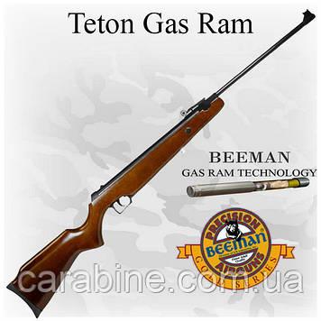 Пневматическая винтовка Beeman Teton Gas Ram с газовой пружиной (Биман Тетон)