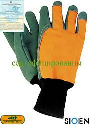 Перчатки защитные от электропилы FORESTRY SI-S-G2SA7 PZB