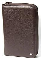 Кожаный органайзер PETEK 1033 Коричневый (1033-046B-02), фото 1