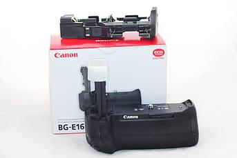 Батарейный блок BG-E16 для CANON 7D Mark II