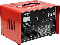 Зарядное устройство 12/24V, 25А, 170-350Ah, YATO YT-8305