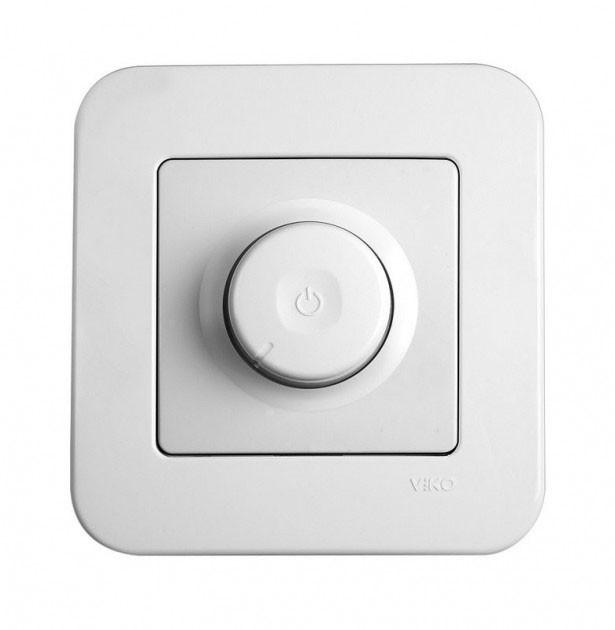 Светорегулятор (диммер) VIKO Rollina 600W RL Белый 90420020