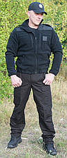 КУРТКА флісова POLICE, фото 3