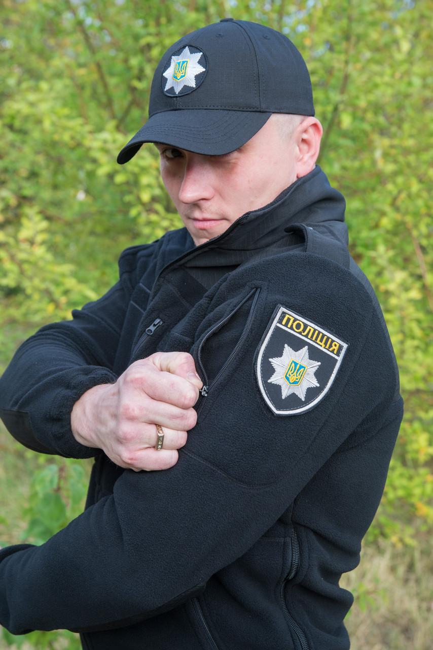 КУРТКА флісова POLICE