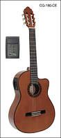 Электро-акустическая гитара Valencia CG180CE