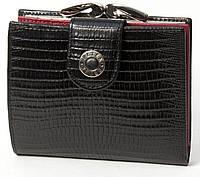 Женское портмоне PETEK 336/1 Черно-красный (336/1-041+4000-A31), фото 1