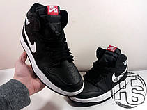 "Мужские кроссовки Air Jordan 1 Retro High OG ""Yin Yang"" Black/White 575441-011, фото 3"