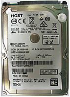 HDD 640GB 5400 SATA3 2.5 Hitachi HTS541064A9E680 DM2VYD3K, фото 1