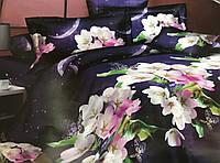 Двуспальный набор постельного белья Ранфорс 139
