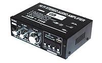 Усилитель  ресивер  UKC AK-699D c USB, SD, FM