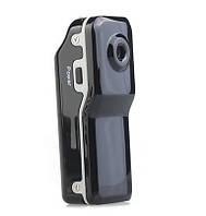 Индивидуальный мини видеорегистратор МД-80 экшн-камера Mini DV Camera DVR (MD80, MD-80, МД80) Sil