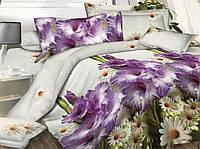 Двуспальный набор постельного белья Ранфорс 140