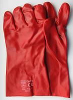 """Перчатки """"КРАСНЫЕ БМС - ДЛИННЫЕ"""" (35 см),Размер: 10,5. PRC /0-02"""